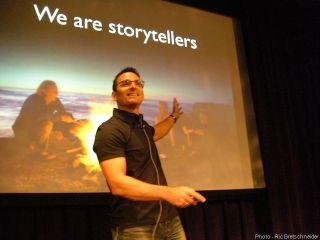 Story tellers presentation