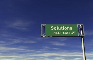 Solutions next exit