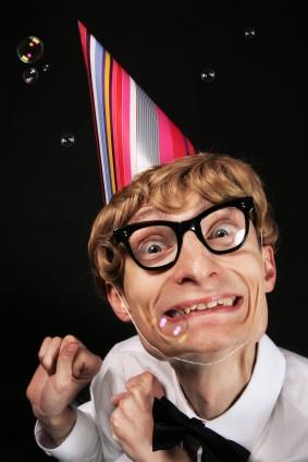 Overexcited nerd