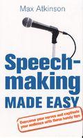 Max SpeechMaking