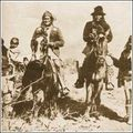Geronimo on his horse