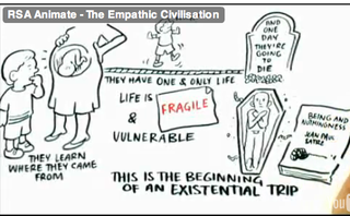 How fragile and vulnerable life is